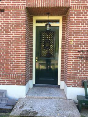 Nieuwe voordeur geplaatst skantrea Doetinchem