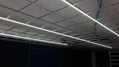 LED verlichting systeemplafond Boxtel