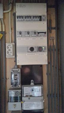 Meterkast vernieuwd Oirschot