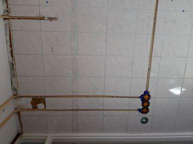 Verbouwing badkamer Best