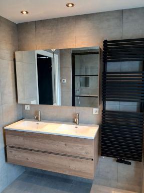 Badkamer renovatie Waalre
