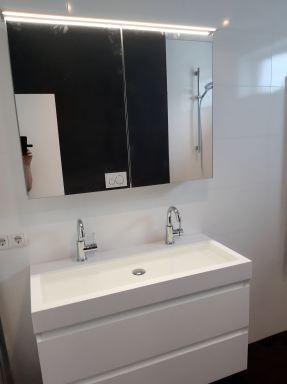 Nieuwbouw Badkamer Oirschot