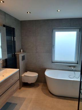 Renovatie badkamer Waalre