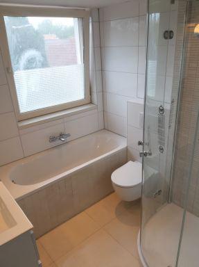 Renovatie / verbouwing badkamer Best