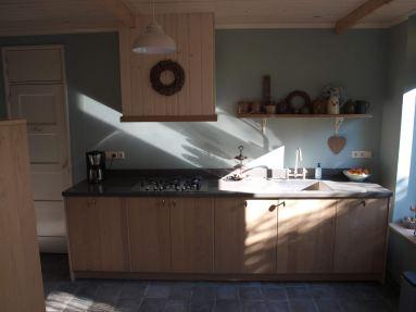 Keuken in Dedemsvaart geleverd en geplaatst.