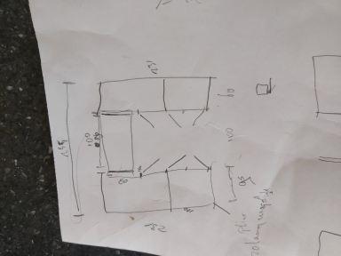 Inloopkast ontwerp
