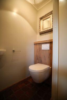 Toilet verbouwing Nijmegen.