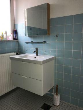 Badkamer renovatie Arnhem.