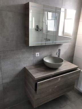 Badkamer renovatie Schuytgraaf.