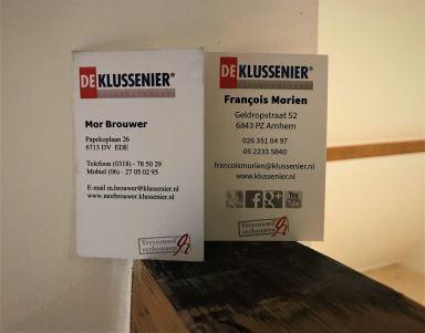 Complete zolder verbouwing  met mijn collega, De Klussenier Mor Brouwer uit Ede.