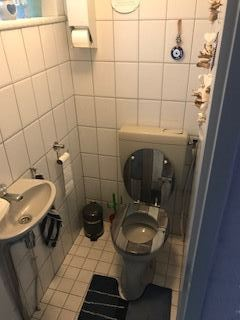 Toilet verbouwing Apeldoorn.