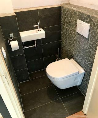 Toilet verbouwen in Apeldoorn
