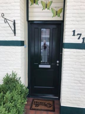 Voordeur, Buitendeur vervangen Apeldoorn.