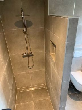 Badkamer verbouwing Apeldoorn