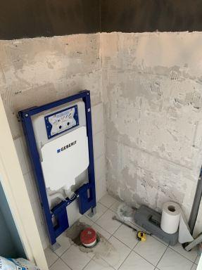 Toilet renovatie Apeldoorn