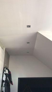 Zolder verbouwing Vlaardingen plafond gereed