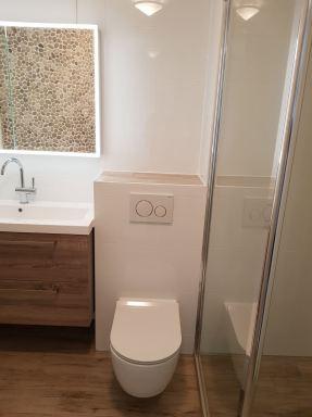 Renovatie badkamer Schiedam