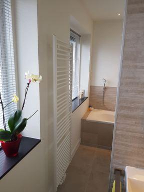 Badkamer renovatie Delft