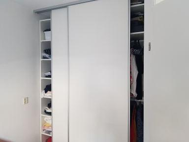 Inbouwkast slaapkamer Borne