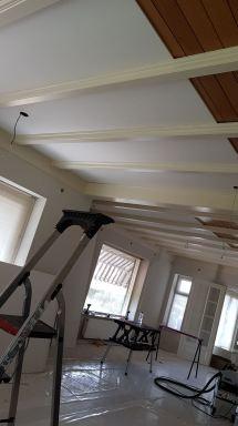 plafond renovatie Enschede