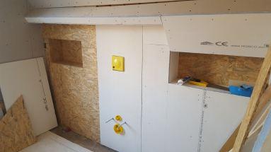 Badkamer verbouwing Kortgene