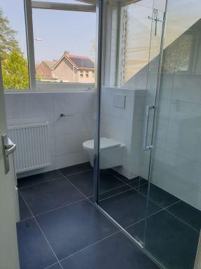 Badkamer renovatie Klundert