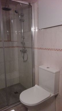 Renovatie badkamer te Olmen
