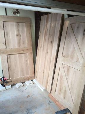 Eiken (masieve) deuren
