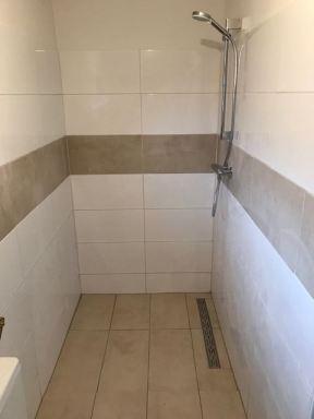 Kleine badkamer aanpassing Zelhem