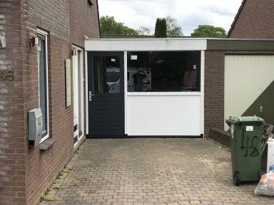 Garagedeur vervangen Millingen aan de Rijn
