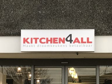 Showroomkeuken Kitchen 4all Doetinchem