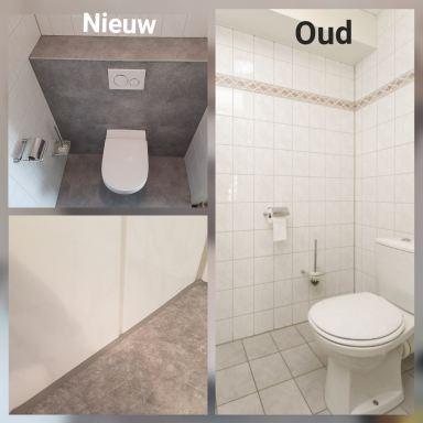 Toilet renovatie Dordrecht