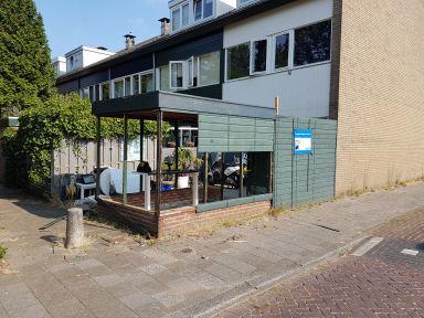 Schuur en schutting woning Dordrecht slopen