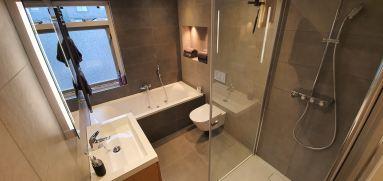 Badkamer renovatie Dordrecht