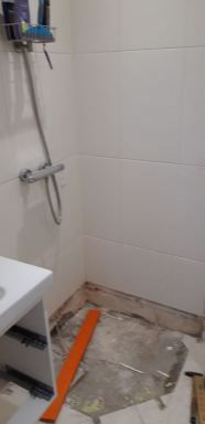 Badkamer renovatie, Alphen aan de Rijn