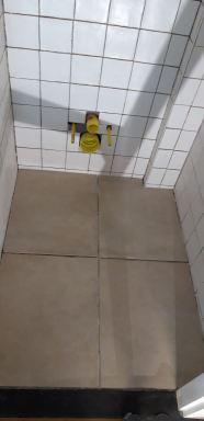 Toiletverbouwing