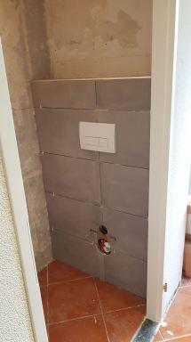 Hal en wc renovatie Heemskerk