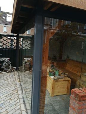 Overkapping renovatie Heemskerk