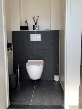 Verbouwing toilet Heemskerk