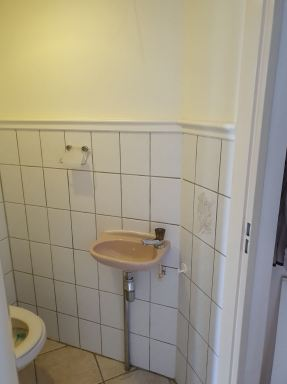 Toilet 1 verbouwing Heemskerk