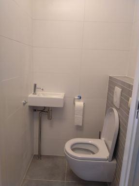 Toilet renovatie Oud-Beijerland