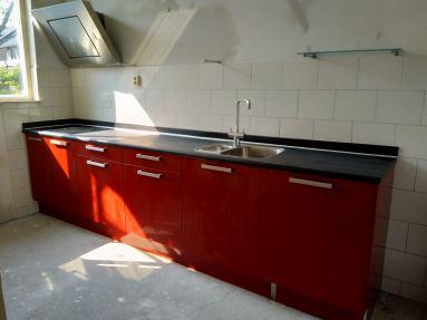 Keukenrenovatie Oud-Beijerland