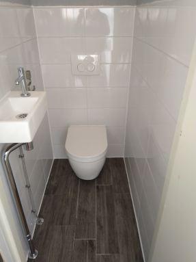 Toilet verbouwen Barendrecht
