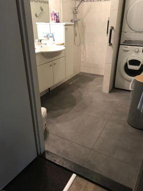 Badkamer aanpassing Barendrecht 3