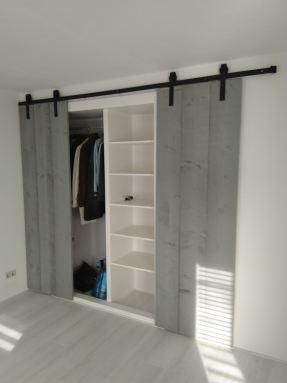 Loftdeuren slaapkamer Zuid-Beijerland