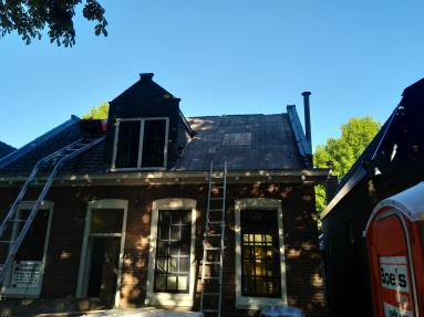 Vervangen dakpannen Sliedrecht