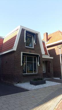 windveren op maat gemaakt bij woning in Oldenzaal