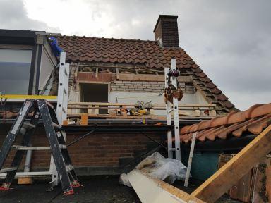 Plaatsen dakkapel incl afwerking empel, den Bosch