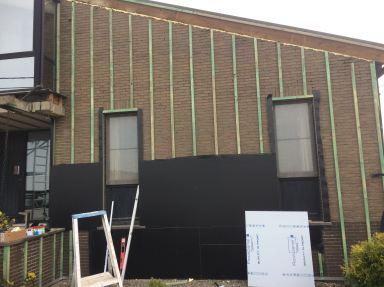 Gevel renovatie Schrepenheuvel