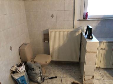 Badkamer renovatie Veerle-Laakdal